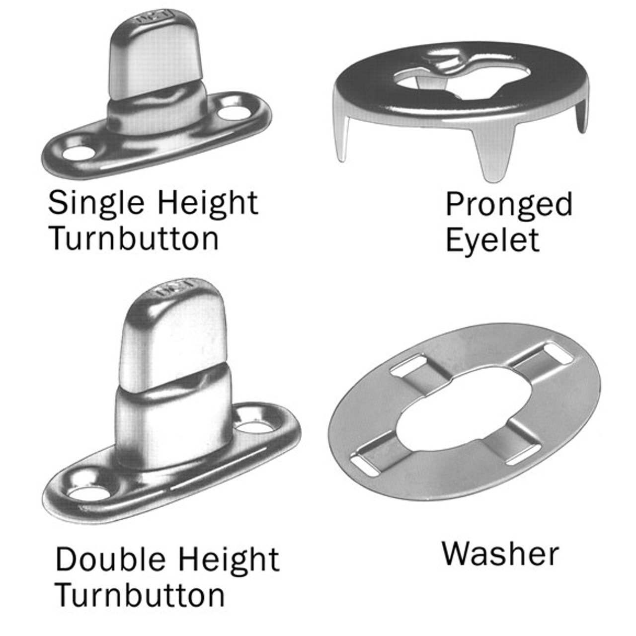 Turn Buckle Parts