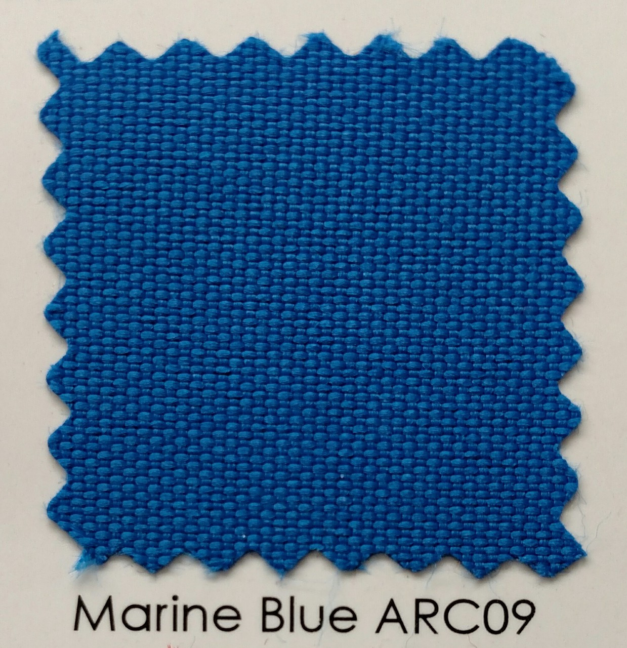 Arcadia Marine Blue Outdoor Fabric 60""