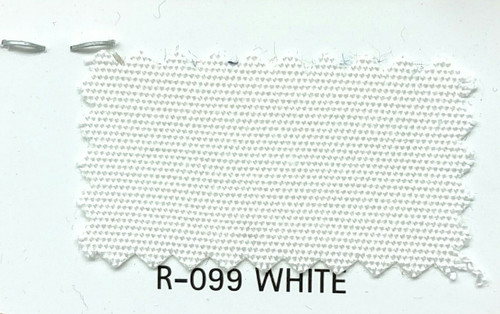 "Recacril Marine Canvas White 60"" - Sold by the CONTINUOUS YARD!"
