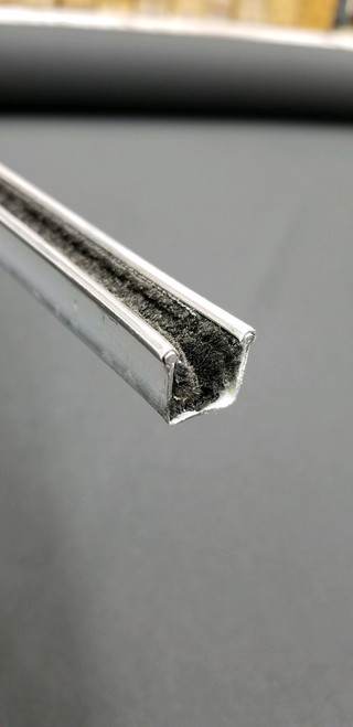 "3/8"" From the Bottom of the Bead to the Bottom of the Channel"