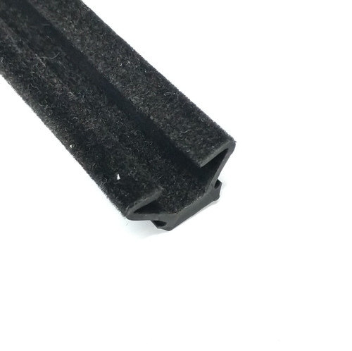 "Flexible and fits Channels that are 7/16"" Wide and 1/2"" Tall for 3/16"" to 7/32"" Glass"