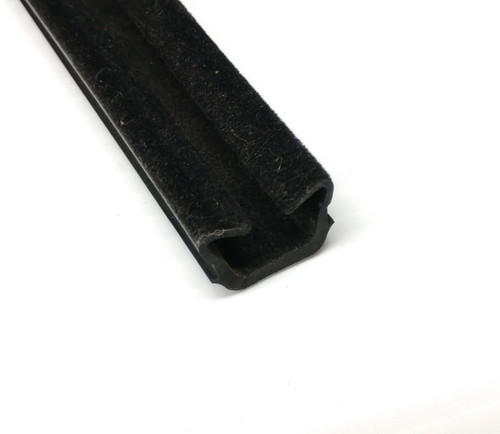 "Flexible and fits Channels that are 11/16"" Wide and 9/16"" Tall for 3/16"" to 1/4"" Glass"