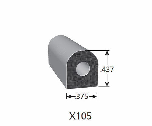 Rubber Seal X105-HT