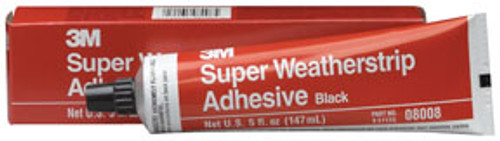 8008 3M Super Weatherstrip Adhesive Tube