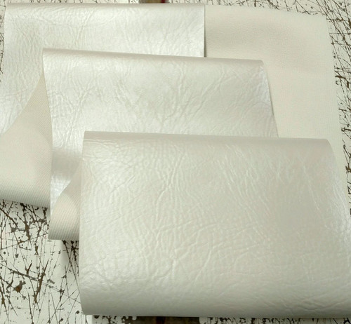 Off White Pearl Finish / Samples available upon request!