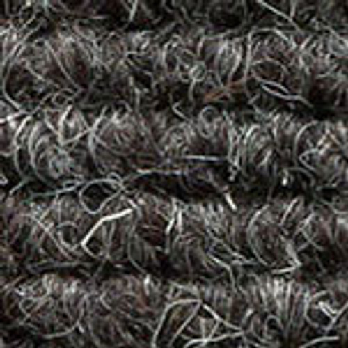 "Imported German Wool Square Weave Carpet 65"" - 317 Charcoal*NOTICE*"