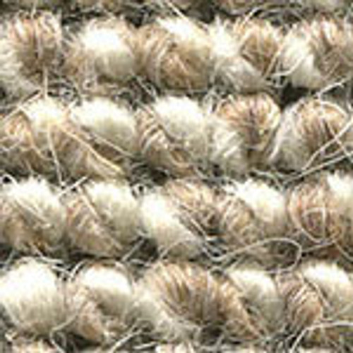 "Imported German Wool Square Weave Carpet 71"" - 500 Oatmeal"