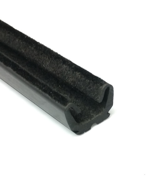 "Flexible and fits Channels that are 1/2"" Wide and 1/2"" Tall with 3/16"" or 1/4"" Glass"