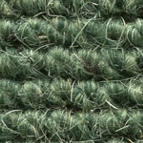 "Imported German Wool Square Weave Carpet 65"" - 119 Green"