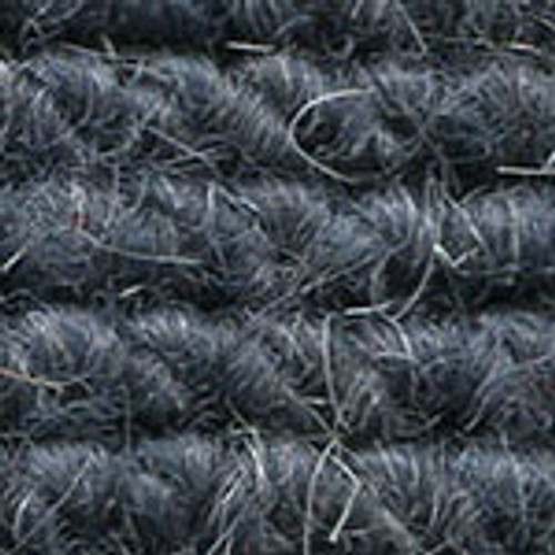 "Imported German Wool Square Weave Carpet 65"" - 318 Dark Blue"