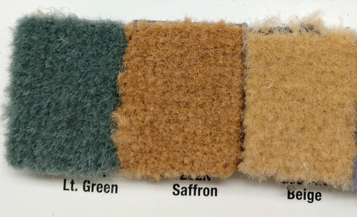 Samples available upon request! / LIGHT GREEN is on the far left