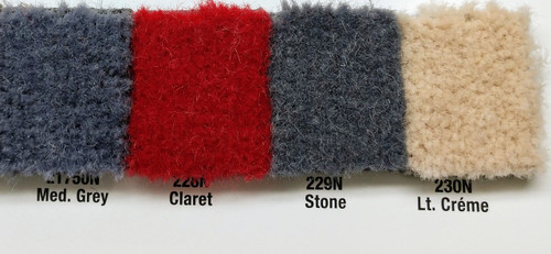 Samples available upon request! / STONE in between Claret & Lt Cream