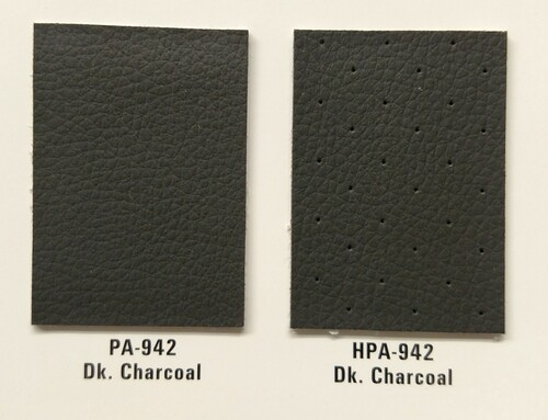 Shown here with HPA 942 Dark Charcoal Perf.