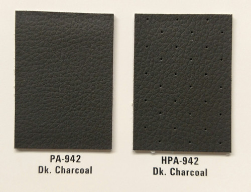 Shown here with PA 942 Dark Charcoal