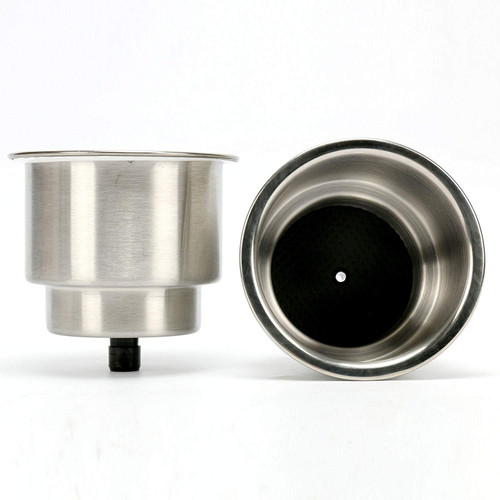 Cup Holder - Stainless Steel