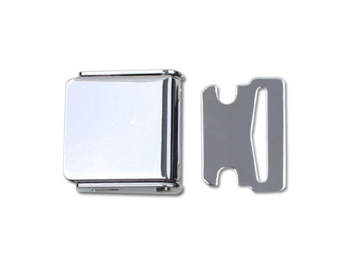 Chrome Lift Latch & Tongue