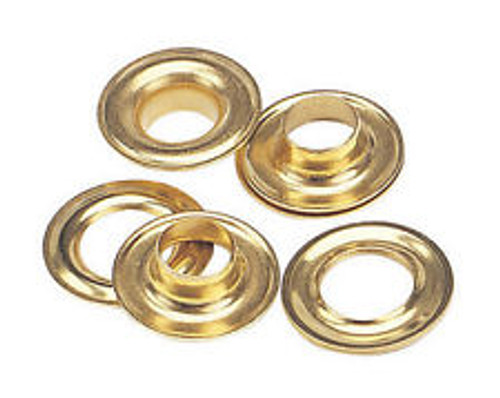 Brass/Nickel Grommets (Sold Separately)