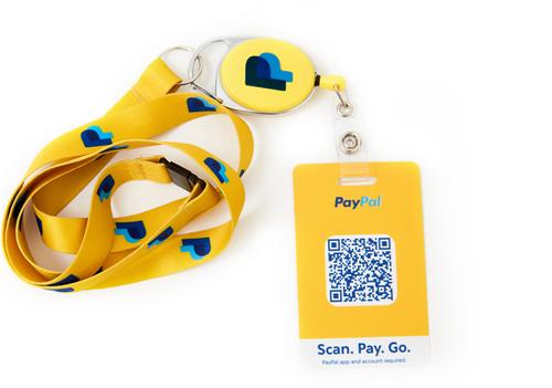 Wallet card + lanyard