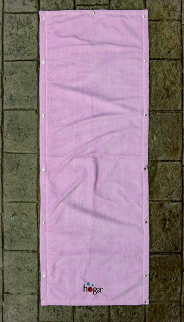 """Pretty In Prana"" HOGA™ Signature Towel"