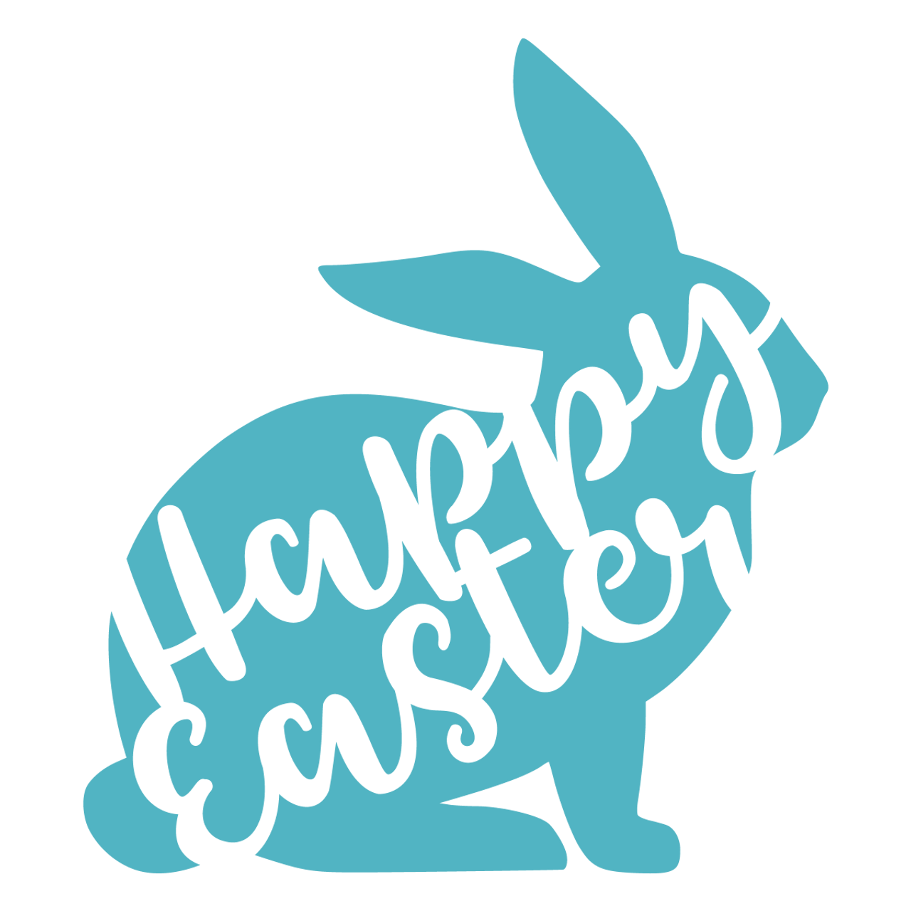 Happy Easter Svg Svg Eps Png Dxf Cut Files For Cricut And Silhouette Cameo By Savanasdesign