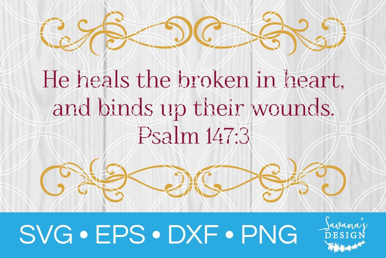 Download Psalm 56:3 Svg Christian Svg Dxf Eps Png PNG