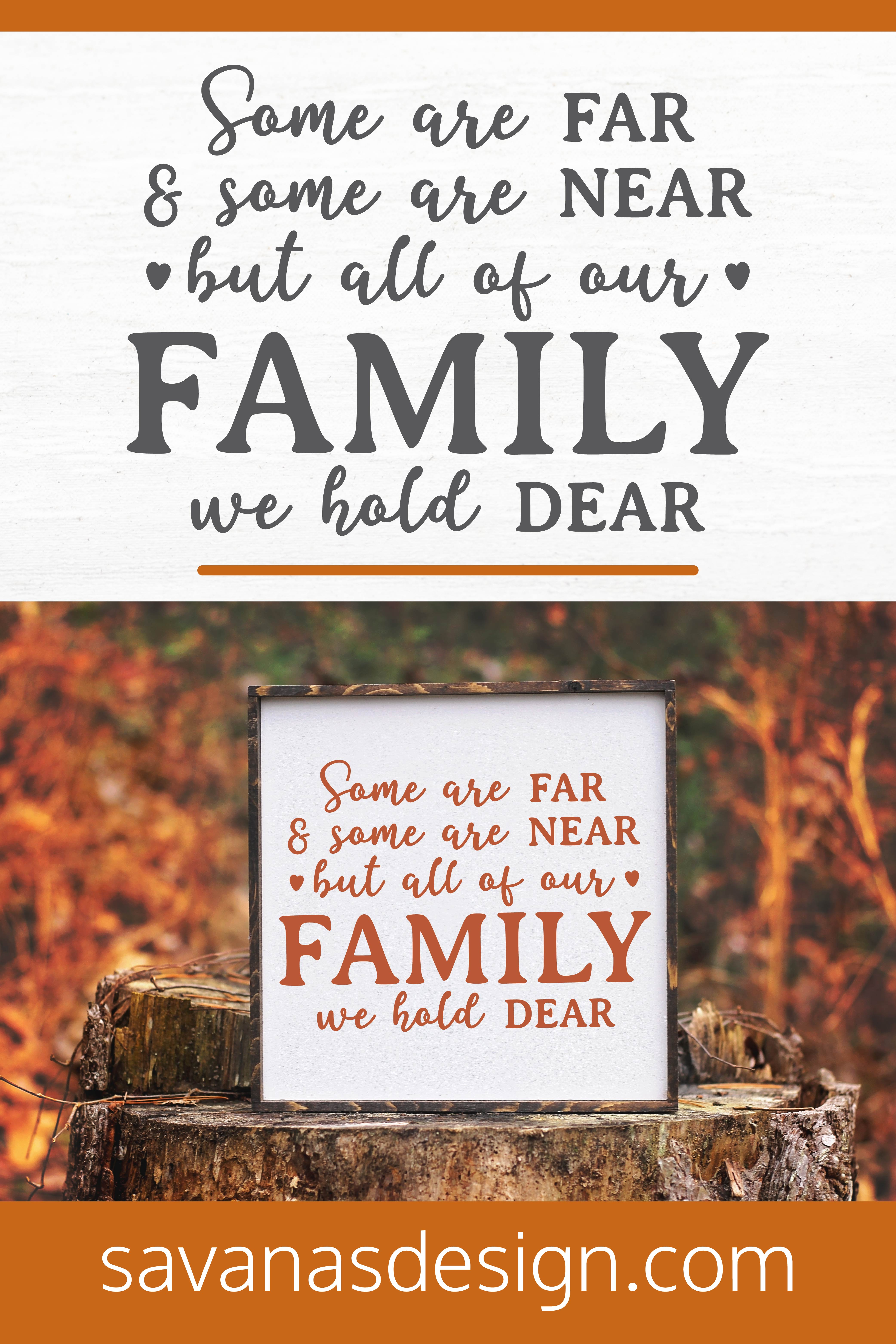 Free Family Quote SVG