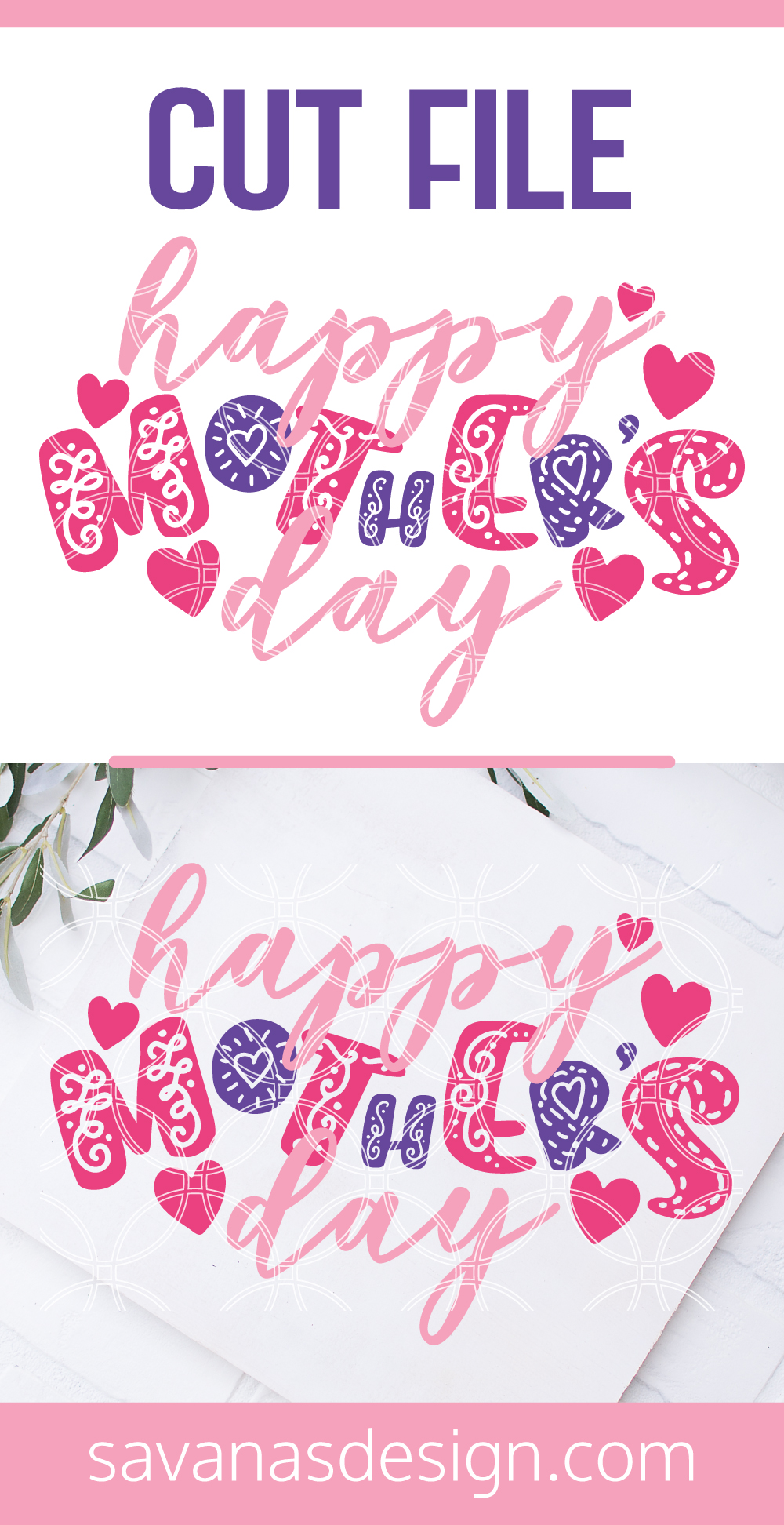 Happy Mothers Day Pinterest