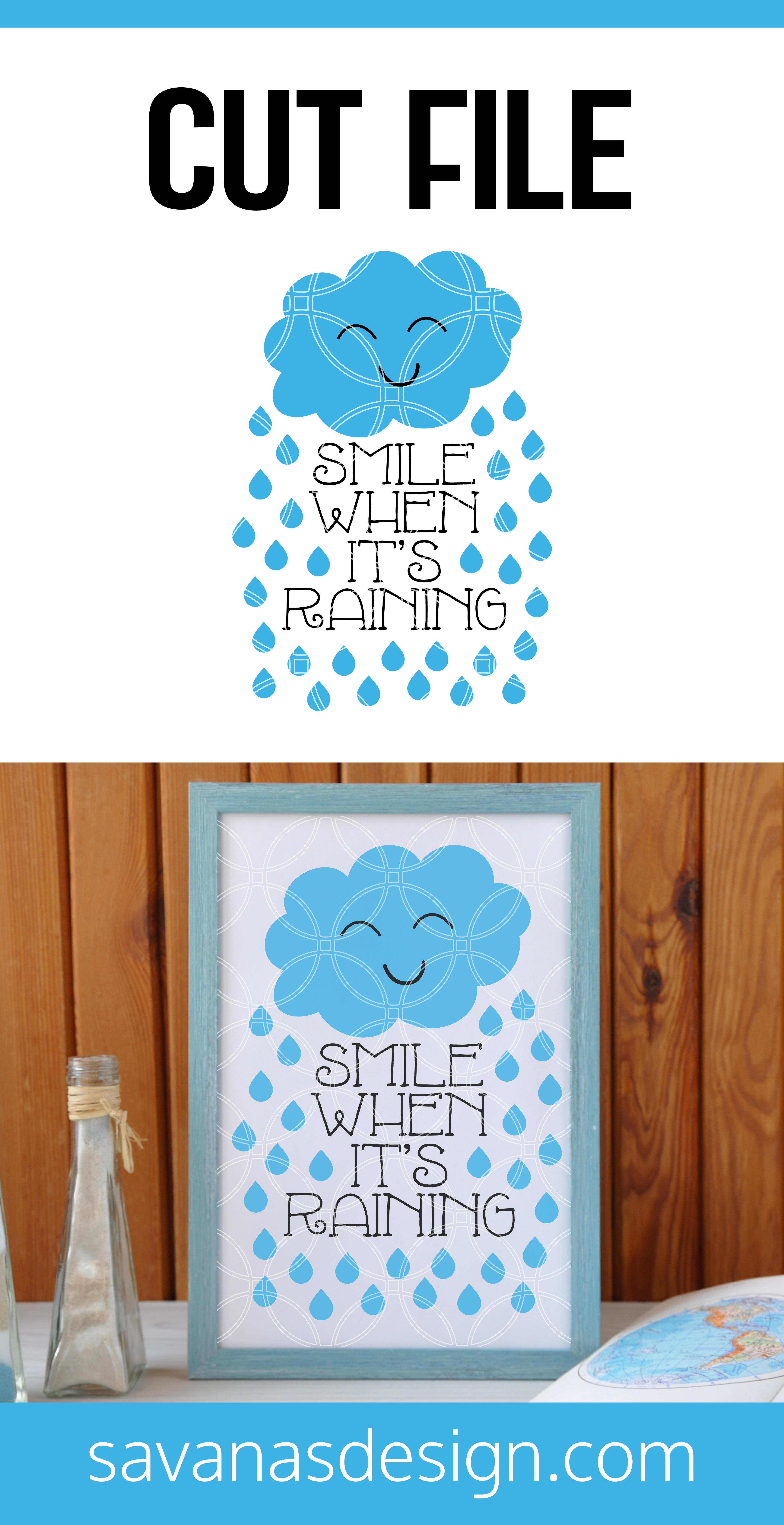Smile When Its Raining Pinterest