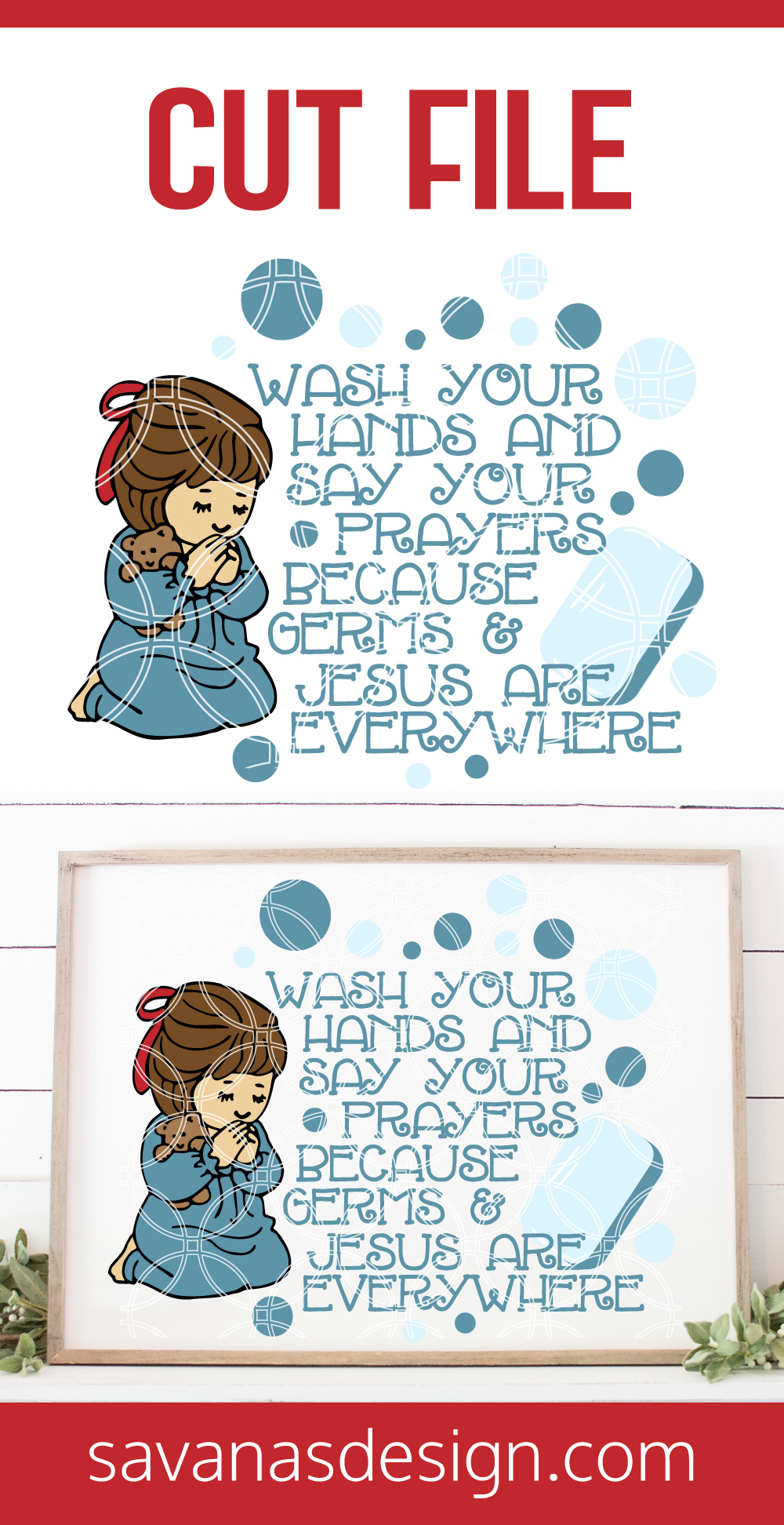 Wash Your Hands Say Your Prayers Germs and Jesus Pinterest