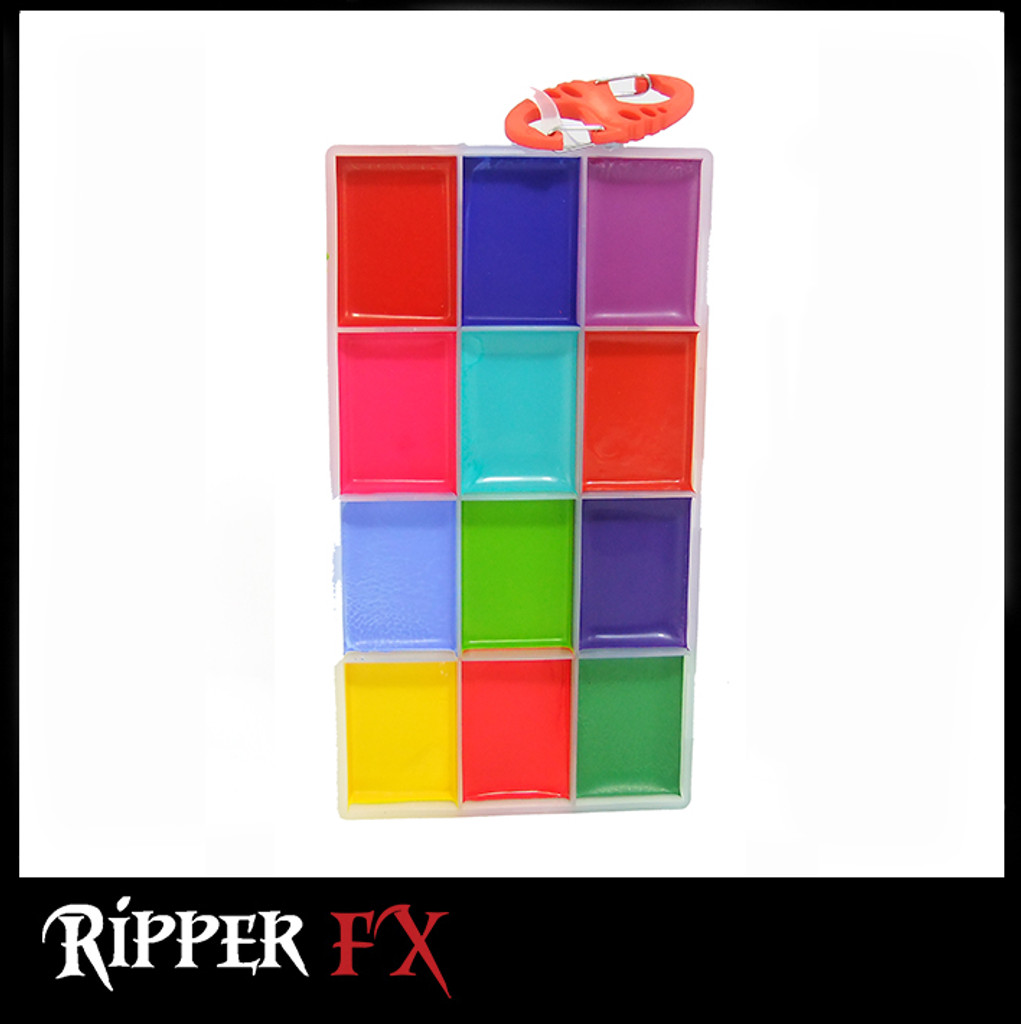 Ripper FX Brights Alcohol Palette.