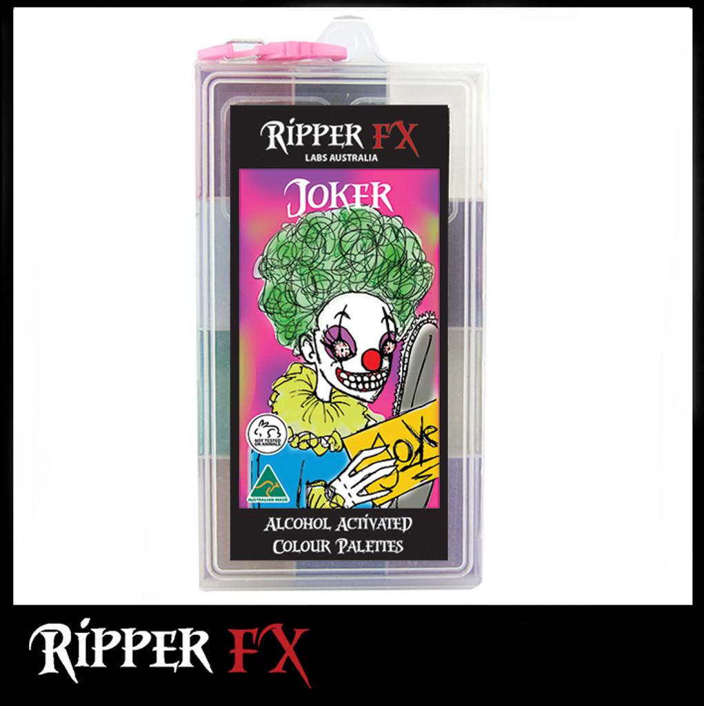 Ripper FX Joker Alcohol Palette.
