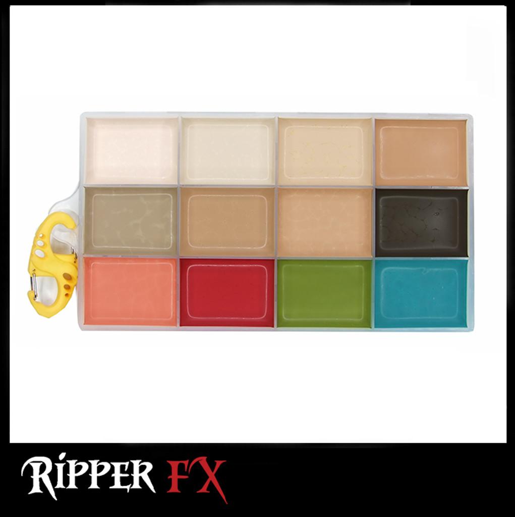 Ripper FX Light Flesh Alcohol Palette
