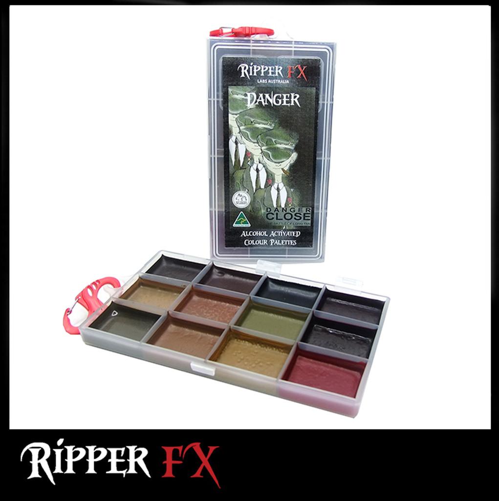 Ripper FX Danger Palette