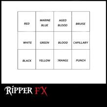 Ripper FX,  FX Alcohol Palette