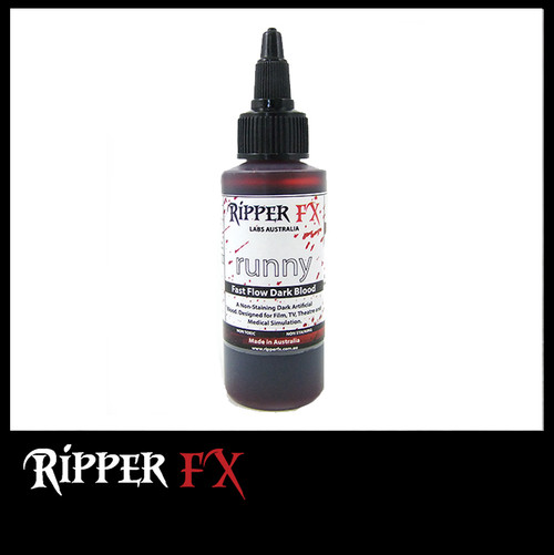 Ripper Fx Runny and Dark Blood 30ml - 20 Litres