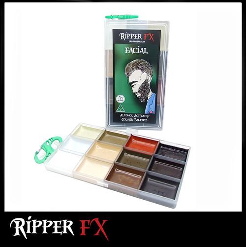 Ripper FX Facial Alcohol Palette