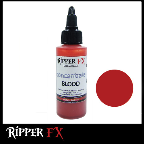 Ripper FX Concentrate - Blood Colours