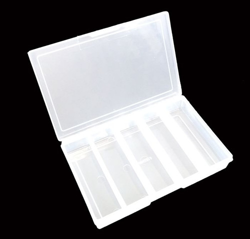 Empty Disposables Box