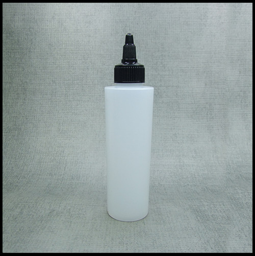 Empty 150ml Twist Top HDPE Bottle