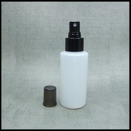 Empty 100ml Spray bottle. HDPE