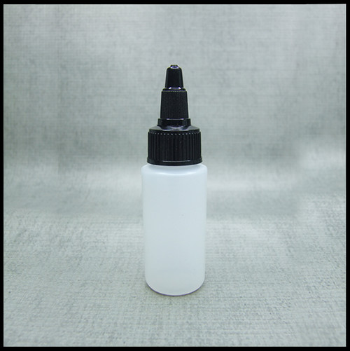 Empty 30ml Twist Top HDPE Bottle