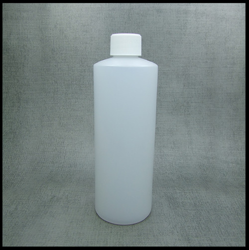 250ml HDPE Empty Screw Top Bottle