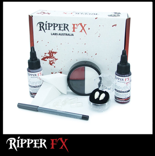 Vampire Special FX Kit - Dracula