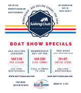Boat Show Connected - Show Specials & More!