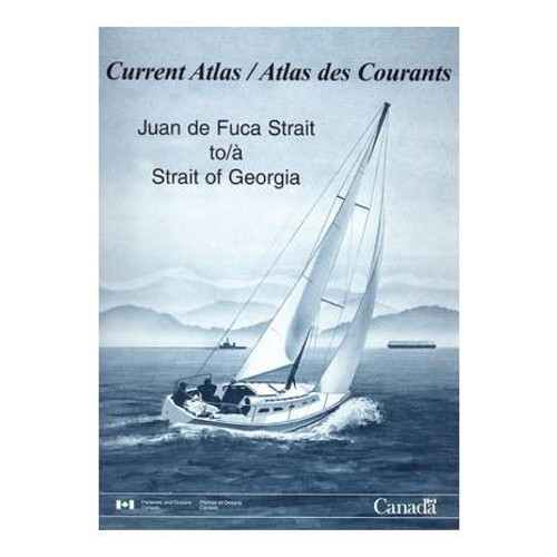 Current Atlas: Juan de Fuca Strait to Strait of Georgia