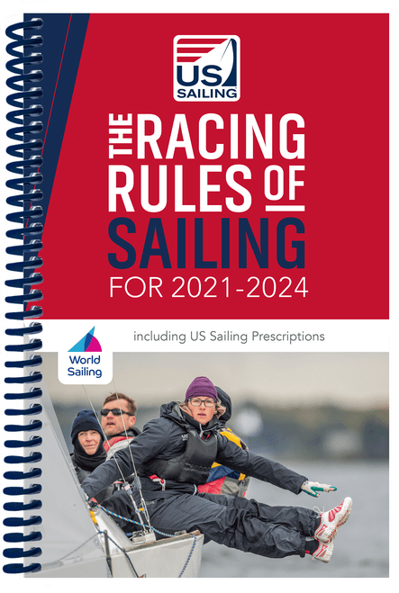 Racing Rules of Sailing 2021-2024 by US Sailing