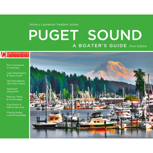 Puget Sound: A Boater's Guidebook