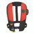 Mustang Survival HIT Inflatable PFD in Red/Black with D-Ring