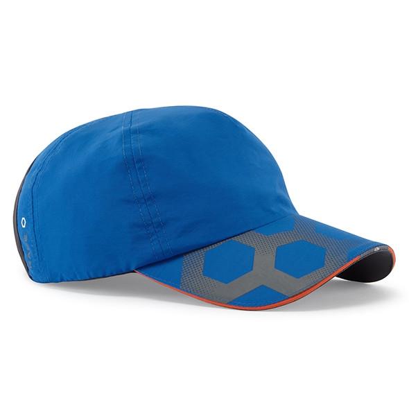 Gill Race Cap in Blue