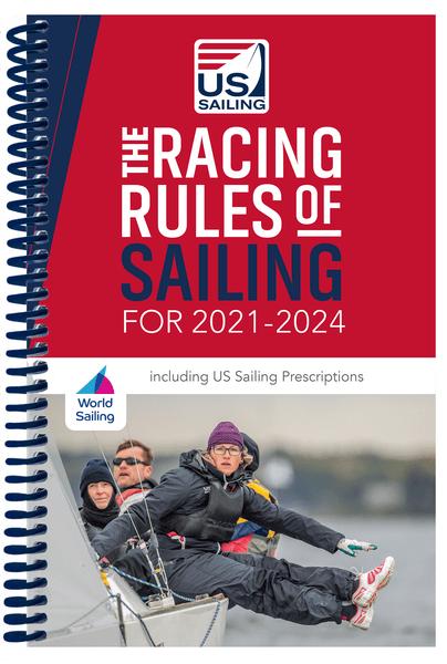 Racing Rules of Sailing 2021-2024 by US Sailing